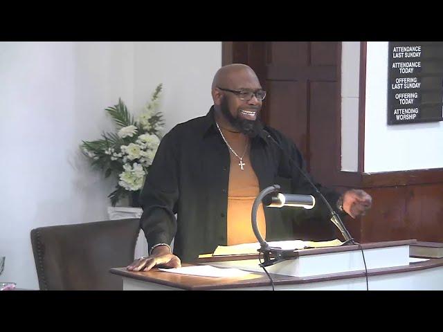 01-06-2021 -  Kevin T. Daniels, Sr., Pastor