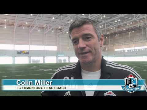 FC Edmonton's Media Training Day - March 20, 2013