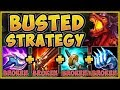 100% BUSTED STRATEGY! 300 RANGE NASUS Q IS UNFAIR! NASUS SEASON 9 TOP GAMEPLAY! - League of Legends