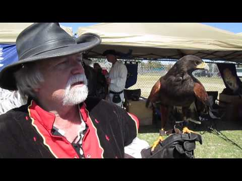 Medival Fair in Norman, OK 2013 Interviews (Part One)