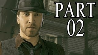 Let's Play Murdered Soul Suspect Gameplay German Deutsch PS4 Part 2 - 1. Ermittlung & Geisterzeichen
