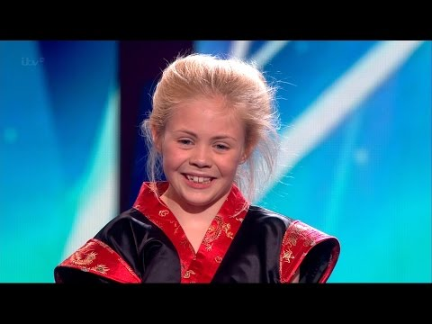 Jesse-Jane McParland – Britain's Got Talent 2015 Semi-Final 5
