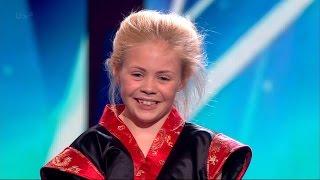Jesse-Jane McParland - Britain\'s Got Talent 2015 Semi-Final 5