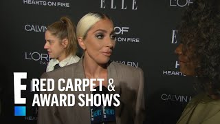 "Lady Gaga Gushes Over Oscar Buzz for ""A Star Is Born"" 