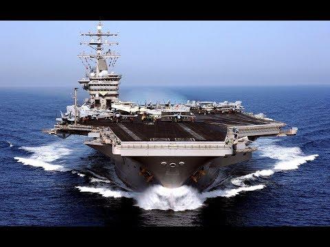 Как наши подводники залпом говна чуть американский авианосец не утопили