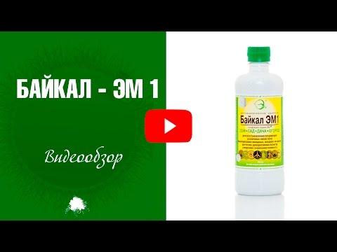 Удобрение «Байкал ЭМ-1» — применение для клубники