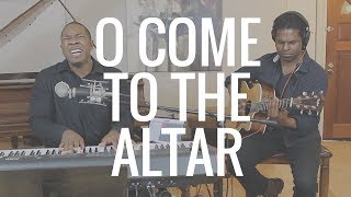 O Come To The Altar- Elevation Worship Cover // Jared Reynolds