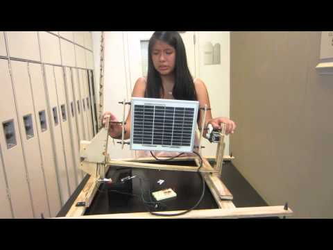 Kelly's Final Solar Panel Video!!!