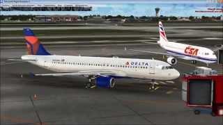 Установка аэропорта Шереметьево UUEE для Microsoft Flight Simulator X