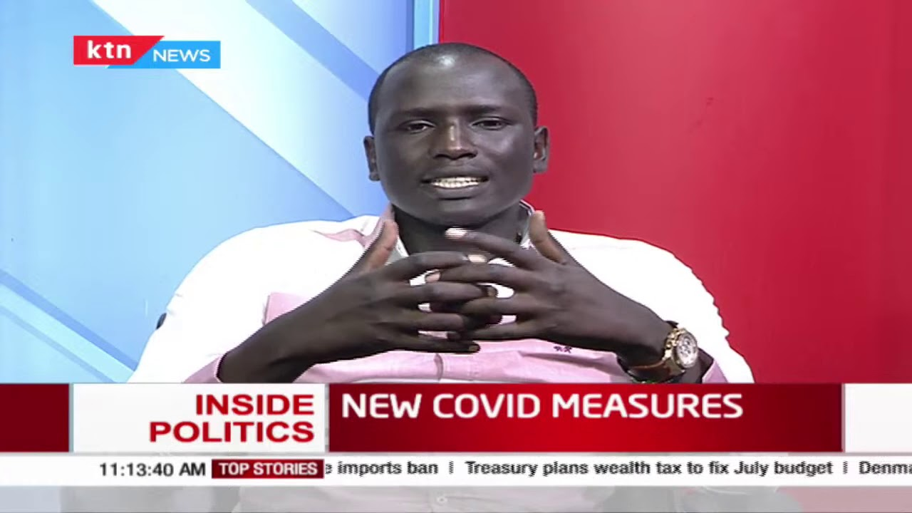 President Uhuru's new COVID-19 measures one year after | INSIDE POLITICS WITH BEN KITILI