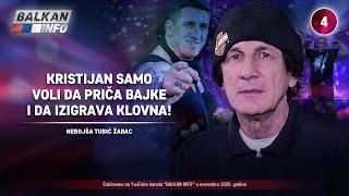 INTERVJU: Nebojša Tubić Žabac - Kristijan voli da priča bajke i da izigrava klovna! (29.11.2020)