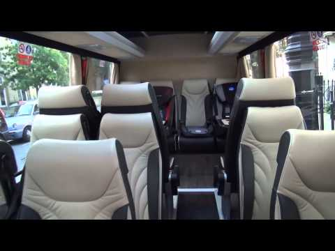 Luxury Vacations UK Mini Coach HD