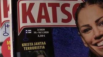 Katso lehti 1/2020, 3-9.1.2020 Aller Media Oy, puutteellinen lehti - missä vika?