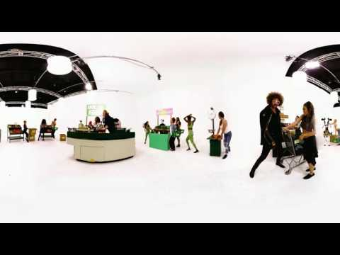Redfoo   Booty Man Official 360° Music Video 1