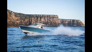 Грейді-Білий 376 каньйон з потрійним 300л Ямаха човнові мотори