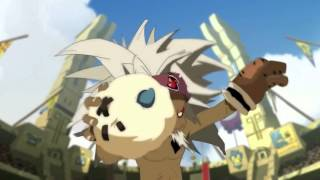 Wakfu AMV - Thousand Foot Krutch Courtesy Call
