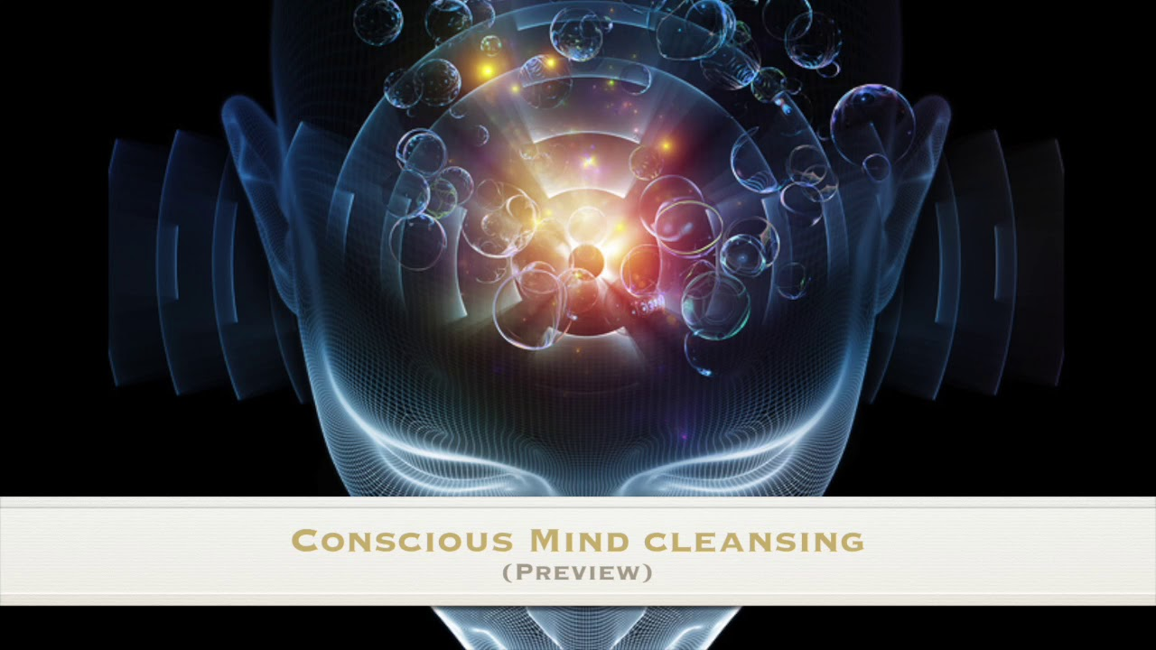 Conscious Mind Cleansing Audio Download