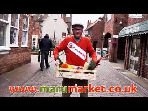 MaruMarket Home Delivery Promotional Video