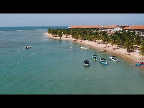 Sri Lanka, Pasikuda Beach, DJI Spark