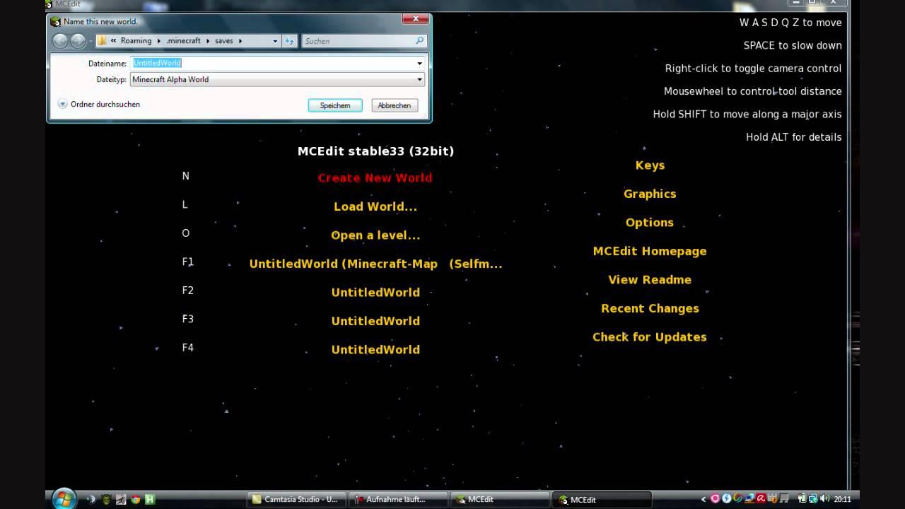 Minecraft Neue Welt Erstellen TutorialGER YouTube - Minecraft hamachi server neue welt erstellen