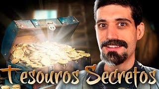 Sea of Thieves - Encontrando os TESOUROS SECRETOS