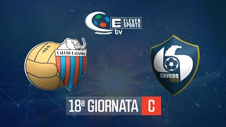 Catania - Cavese 5-0 Highlights