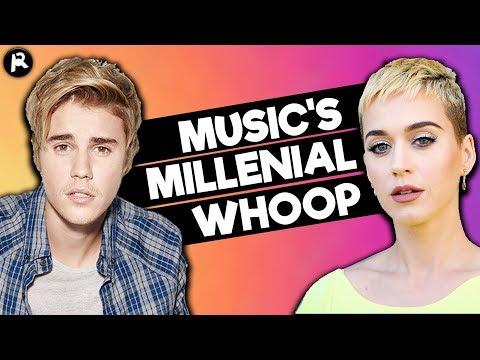 The Millennial Whoop Is Killing Pop Music