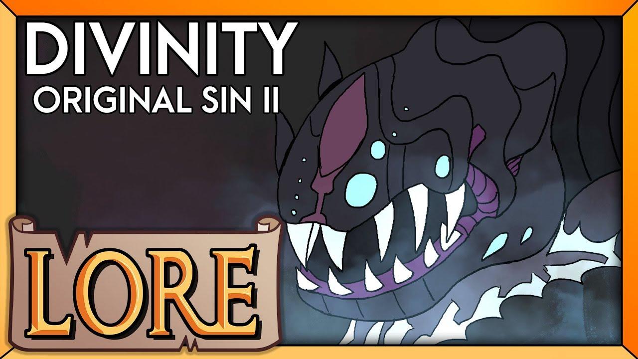 Divinity: Original Sin 2   Lore in a Minute!