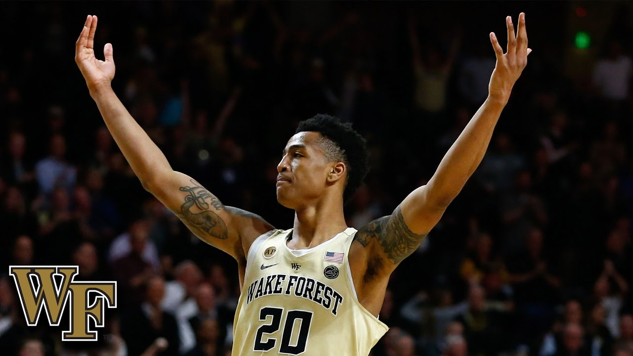 Wake Forest's John Collins: The Most Underrated Player In ...