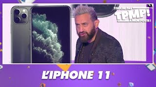Que pense Cyril Hanouna du nouvel l'iPhone ?
