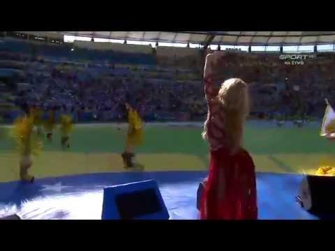 Aksi Hot Shakira   La La La Brazil Closing Ceremony Piala Dunia 2014