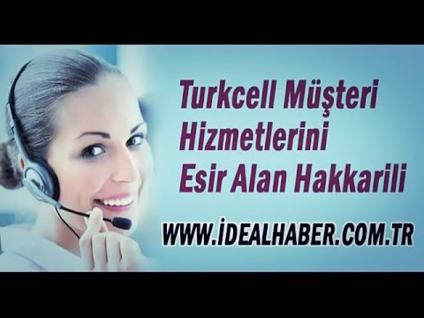 Turkcell Müşteri Hizmetlerini Esir Alan ADAM