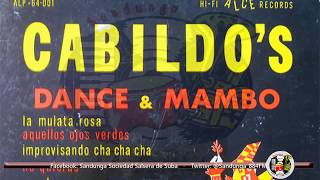 Toño López and his Cuban Orchestra - Mamboscope / SANDUNGA!