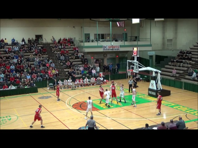 Game Highlights Boys' Varsity: Maple Hill vs Mechanicville