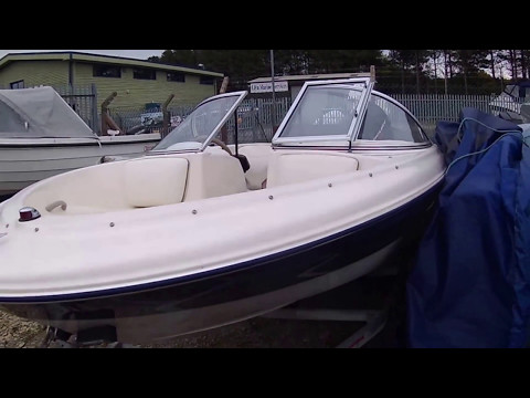 Bayliner 160 OB - Harbour Marine Pwllheli - Boat and RIB Sales; Marine Engineering.