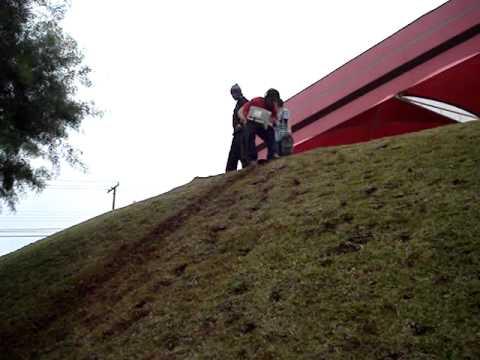 Brithyo - downhill slide