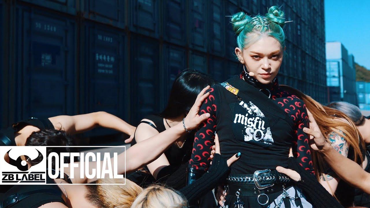 "AleXa (알렉사) – ""Revolution"" (Special Dance Clip)"