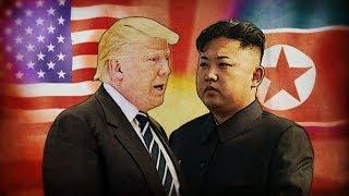 Ffeil: Be Sy'n Digwydd Rhwng Gogledd Corea ac America?