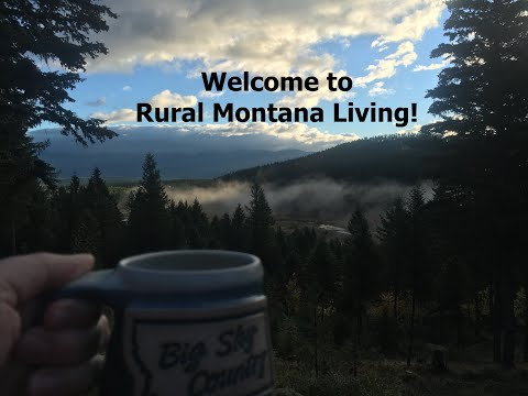 Welcome To Rural Montana Living!