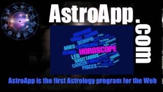 AstroApp is the first Astrology program for the Web
