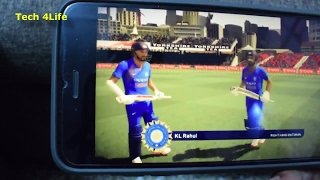 PS4 games on iPhone / Don Bradman Cricket 17 on iPhone 6s plus no Jailbreak //