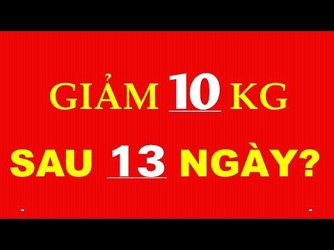 Chế độ ăn giảm cân theo cách của phi hành gia – 10kg Trong 13 Ngày
