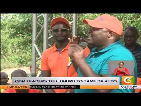 Wetangula, Kalonzo chide Uhuru on graft war