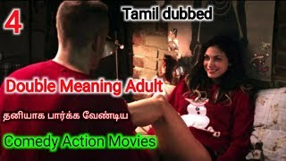 5 Hollywood Tamil dubbed Double Meaning Comedy Action Movies You Should Must Watch ForAll Tamizha