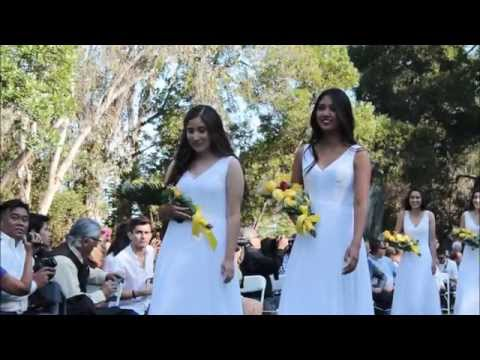 Ramona Convent Secondary School Commencement 2015