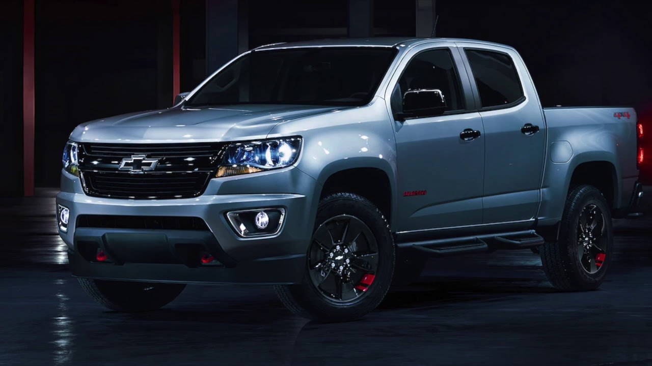 Chevy Colorado 2018 >> 2018 Chevy Colorado Special Editions Landers Chevrolet Of Norman