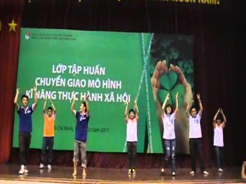 Dân vũ RAYA SARANG - Trung tâm HT&PT Thanh niên Hà Nội - Hanoiadc.org.vn