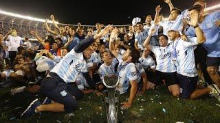 EMOCIONANTE RELATO Racing 1 Godoy Cruz 0 (Todo x Racing) Torneo Primera Division 2014