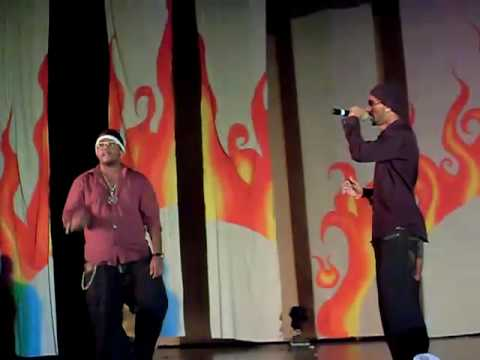 Dj Gan & Psychomantra live at Segi ICS 2010 @ PJ Civic