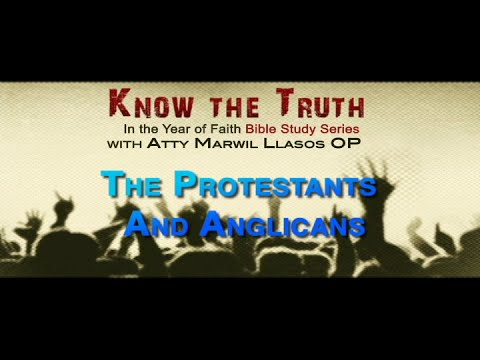 The Protestants and Anglicans